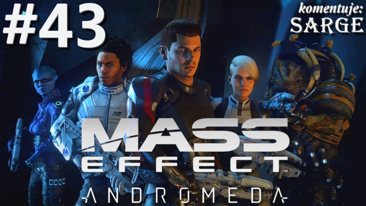 Zagrajmy w Mass Effect Andromeda [60 fps] odc. 43 – Trzeci monolit i obóz turian na Havarl
