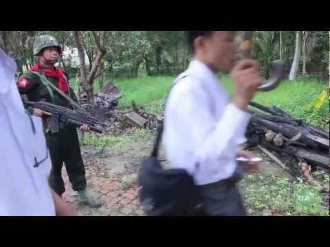 Situation in Rakhine State