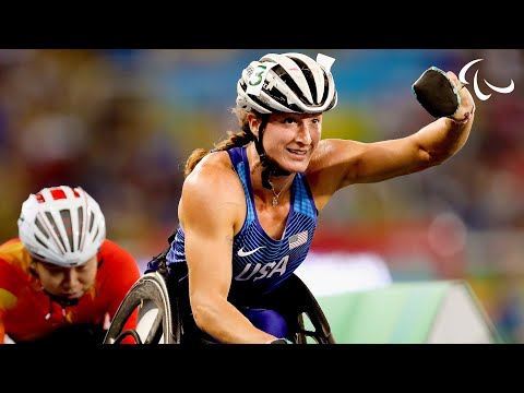 Tatyana McFadden | My Greatest