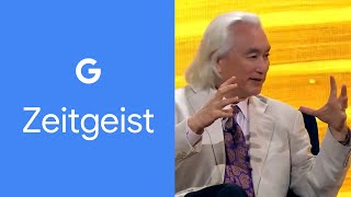 How Science Could Prove tнe Exisтence oḟ God | Mi¢hio Kąku | G๐๐gle Zeitgeist
