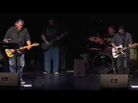 """""""Cucas Blues"""" - David Hidalgo & Louie Pérez - Live 2009"""