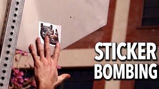 "Video Sticker Bombing to ""Space Jam"" download MP3, 3GP, MP4, WEBM, AVI, FLV Agustus 2018"