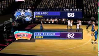 NBA Inside Drive 2002 NBA Finals Game 1 Part 2