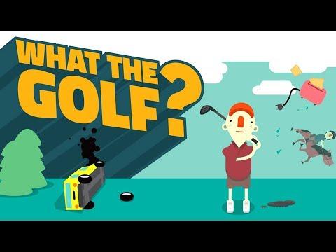 Cel mai ciudat GOLF ! What the golf