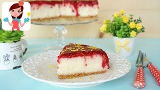 Frambuazlı Yalancı Cheesecake Tarifi - Kevserin Mutfağı Yemek Tarifleri
