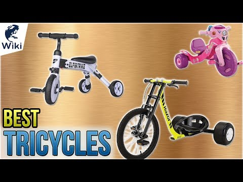 10 Best Tricycles 2018