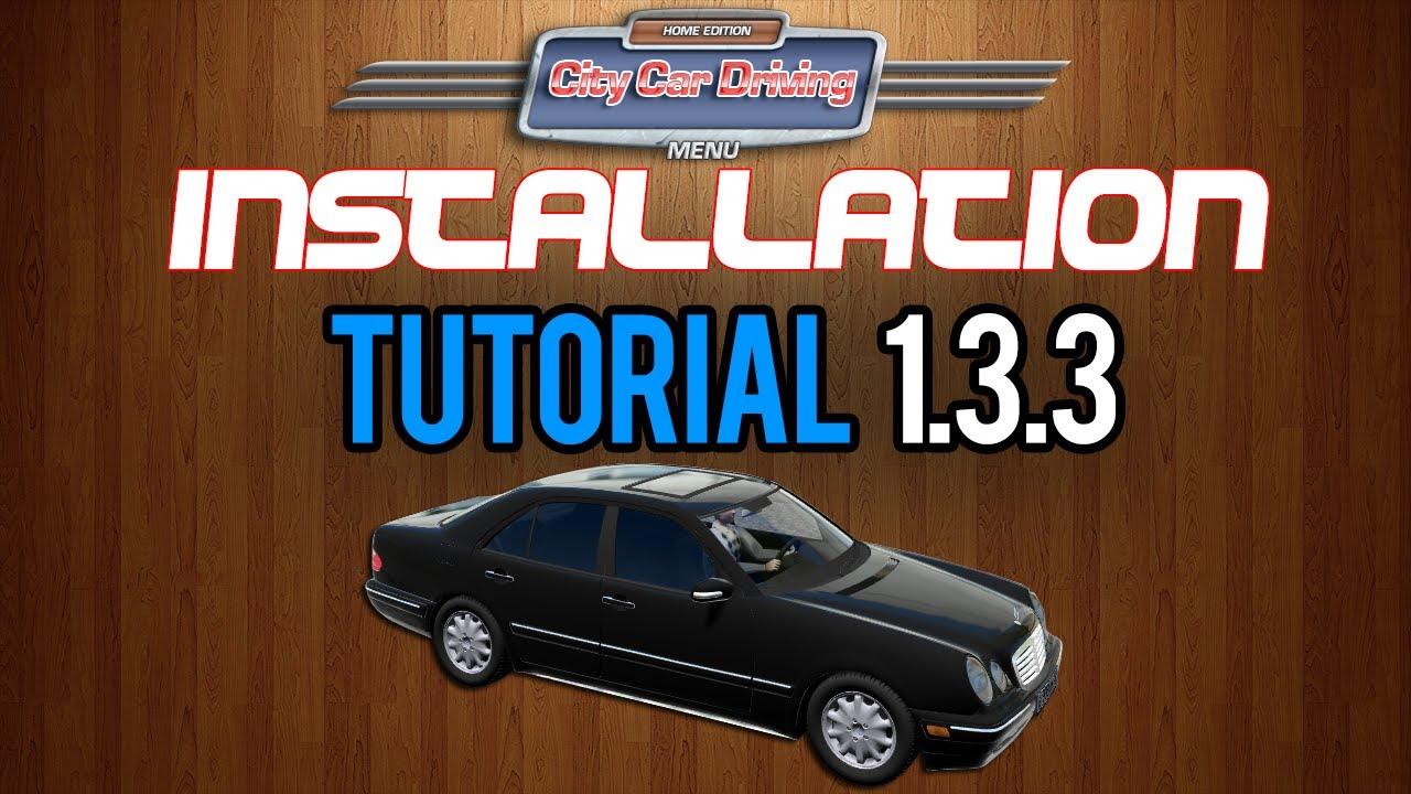 renault symbol city car driving simulator 1.3.3 gameplay