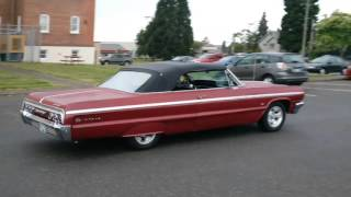 1964 Impala SS  Convertible For Sale