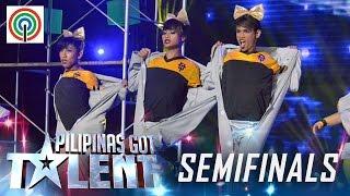 Pilipinas Got Talent Season 5 Live Semifinals: Spitters-Dance Group Journey