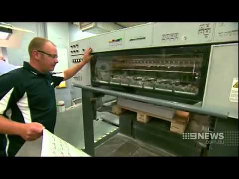 Australia Post slashes jobs amid mail losses