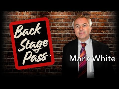 BackStage Pass: Mark White