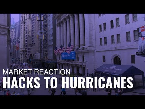 Market Reaction: From Hacks to Hurricanes