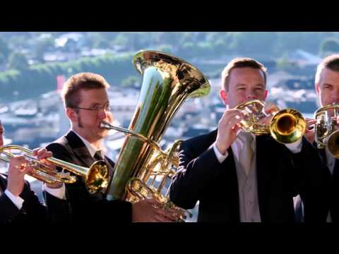 Vienna Phil Banda - Maxglaner Reloaded (Neujahrskonzert 2016 Pausenfilm)