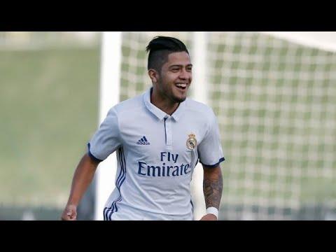 Sergio Diaz ★ Real Madrid ★ Goals ★ Assists ★ Skills