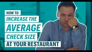 Struggling to increase your restaurant's average check size? out these tips. https://www.touchbistro.com/blog/increase-the-average-check-size/?utm_medi...