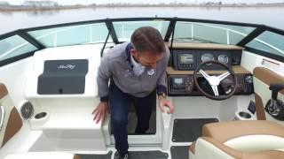 Sea Ray - Sun Sport 230 Walkthrough NL