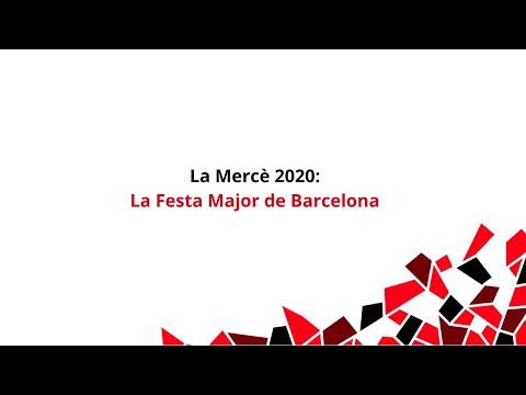 La Mercè 2020: La Festa Major de Barcelona