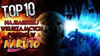 Moje TOP 10 Najbardziej wkurzających postaci w Naruto