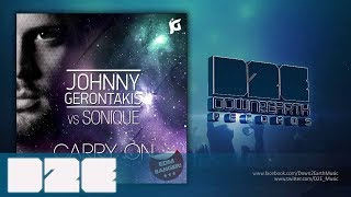 Johnny Gerontakis vs Sonique - Carry On - Club Mix - Official Audio Release