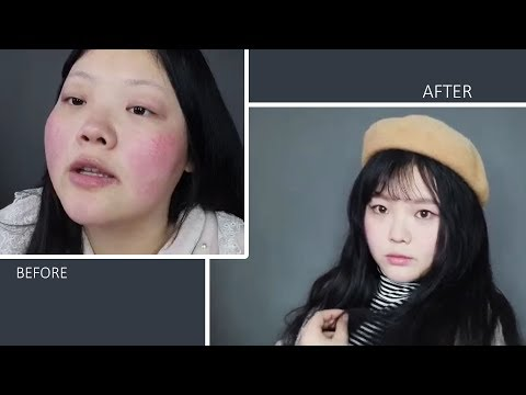 The Power Of Makeup  Transformation 8    Casual & Young Makeup