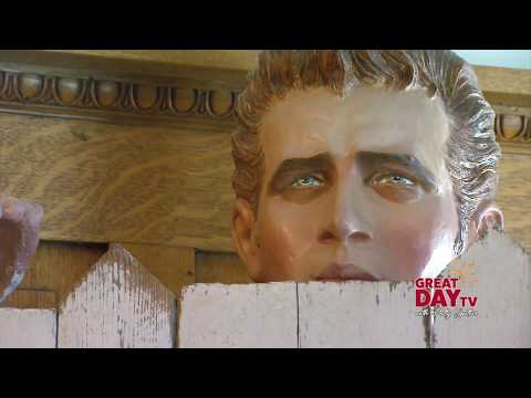 James Dean's legacy in his Hoosier hometown
