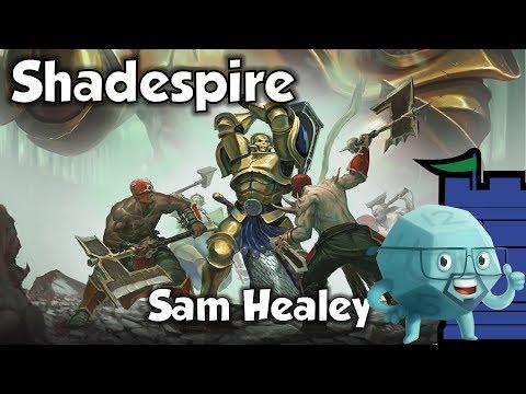 Warhammer Underworlds: Shadespire  with Sam Healey