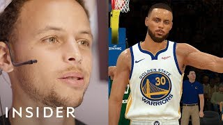 How NBA 2K Makes Basketball Players Look Real In Video Games 3cc710a72