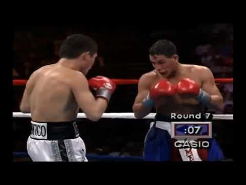 Julio Cesar Chavez Vs Hector Camacho (Highlights)