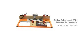 Triton Precision Router Table Rta300