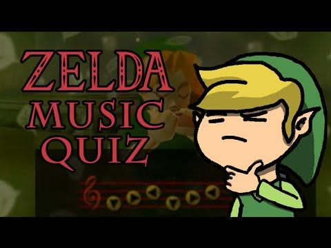 Zelda Interactive Quiz - Music