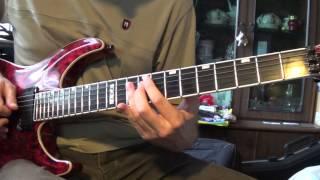Ария - Свет былой любви (гитарный кавер)