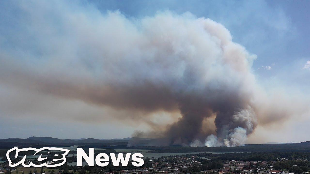 How Australia's Monstrous Fire Clouds Unleash Hell