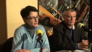Élections départementales 2015  - Patrick DESAINT et Flore TREILLARD - Édition 2015 à Avallon (89)