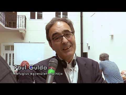 Az emlékezés kultúrája   Rohonc   Paul Gulda riport