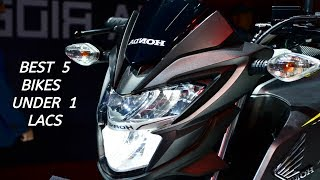 Why These 5 Bikes are very Good To Buy in Under 1 Lacs Ruppees ?   Auto Gyann