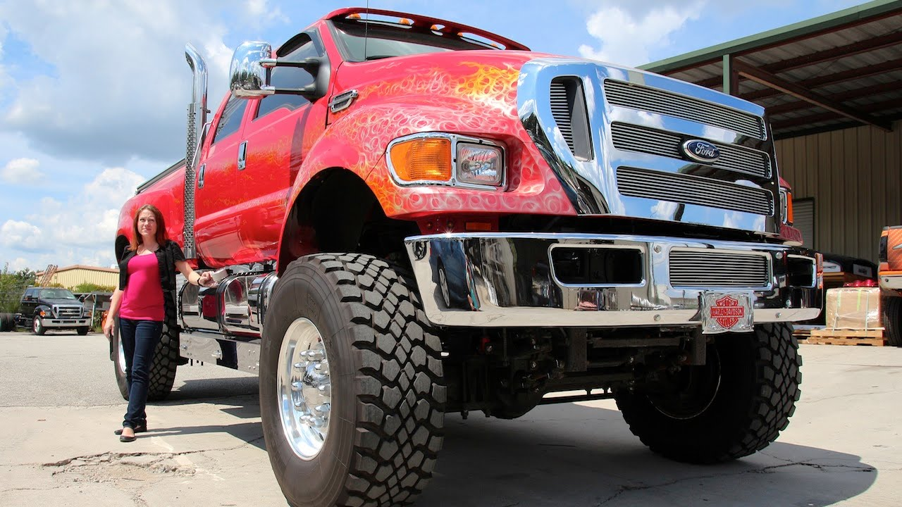 Extreme Super Truck: The Kings Of Customised Pick Ups ...