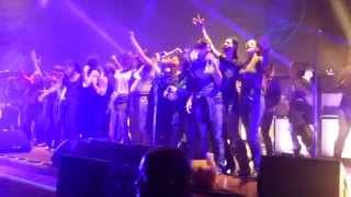 Dropkick Murphys - End of the Night (Houston 03.02.14) HD