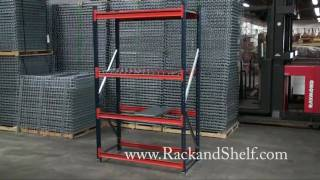Wide Span Shelving 800-763-9020