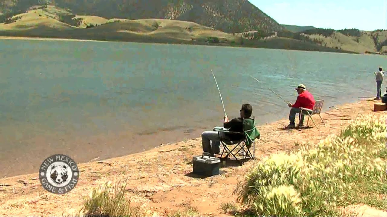 Visit eagle nest lake state park youtube for New mexico game and fish login