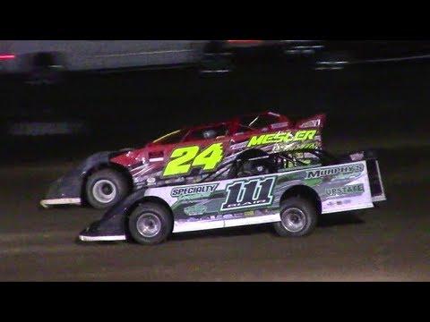 RUSH Crate Late Model Feature | McKean County Raceway | Jason Dunham Memorial | 9-30-17