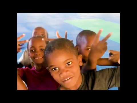 China Teaching African Children Acrobatics and Martial Arts- Gymnastics Africa