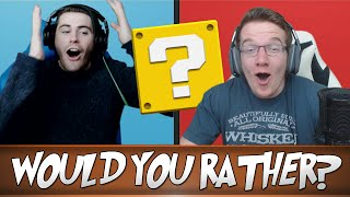 WHAT HAPPENS IN JAIL, STAYS IN JAIL! - Would You Rather?