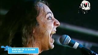 System Of A Down Chop Suey! Live【big Day Out  60fpsᴴᴰ】