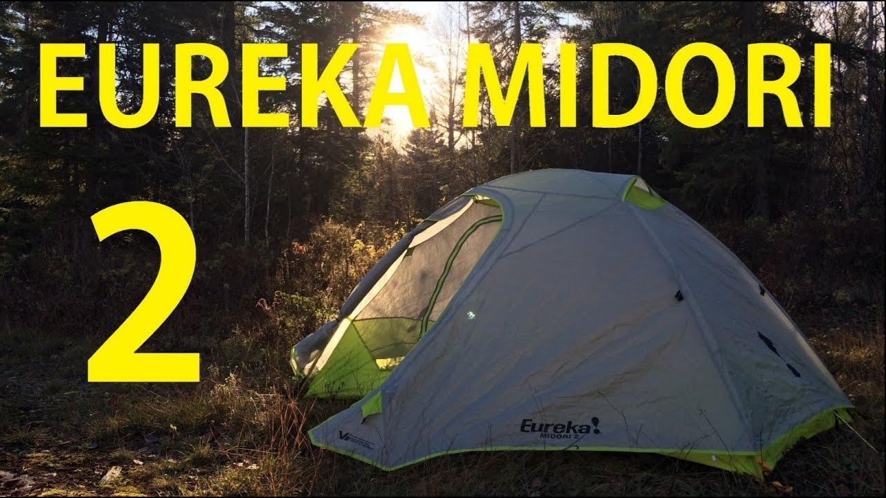EUREKA MIDORI 2 REVIEW! & EUREKA MIDORI 2 REVIEW! - YouTube
