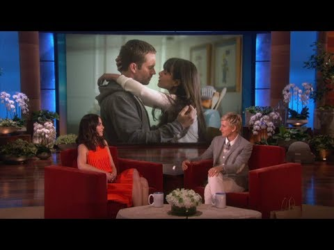 Jordana Brewster on Paul Walker Death on Ellen