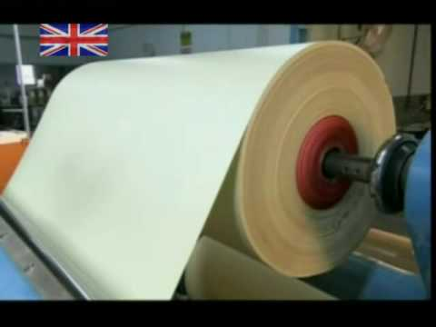 Synthetic Leather - How It's Made