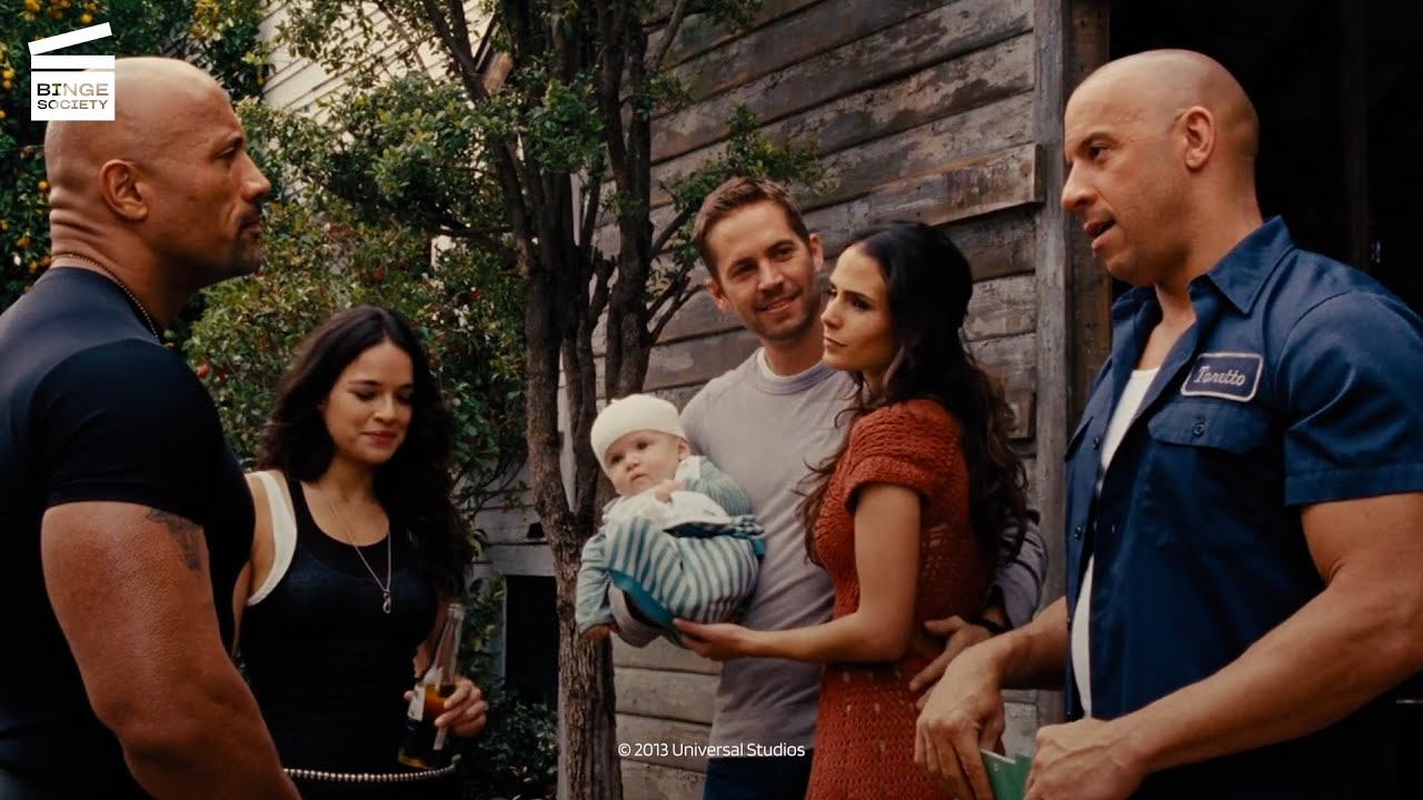 Download Fast & Furious 6: Family reunion HD CLIP