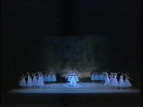 Chopiniana. Ballet del Bolshoi.