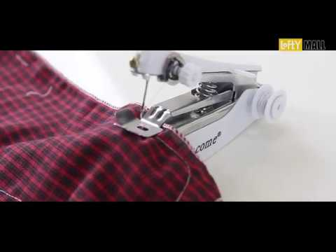 ????? Elit ?????????????????????? ???????? Handheld Sewing Machine ???? HSW1-002XT - White
