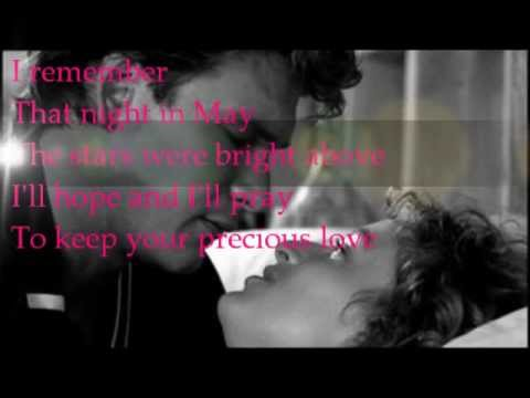 The five satins - In the still of the night Lyrics [Dirty Dancing]